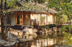 Japanese Teahouse at Vanport International, Inc.