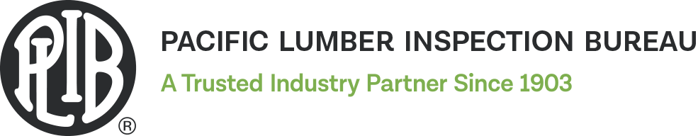 Pacific Lumber Inspection Bureau Logo